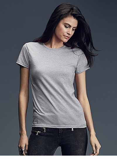 880 Women\'s Lightweight Tee - White